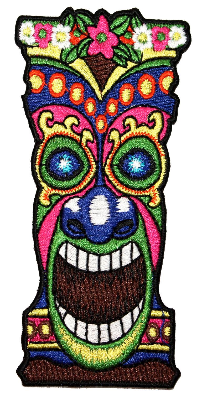 769x1500 Mask Clipart Hawaiian