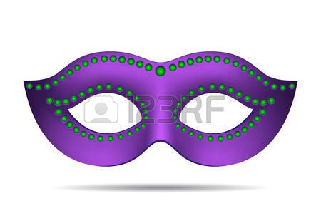 450x306 Mardi Gras Masks Clip Art