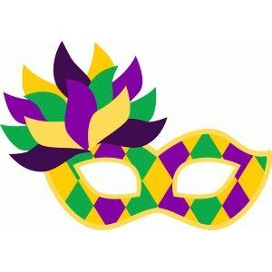 300x300 Mardi Gras Mask Clip Art Humanediteddir