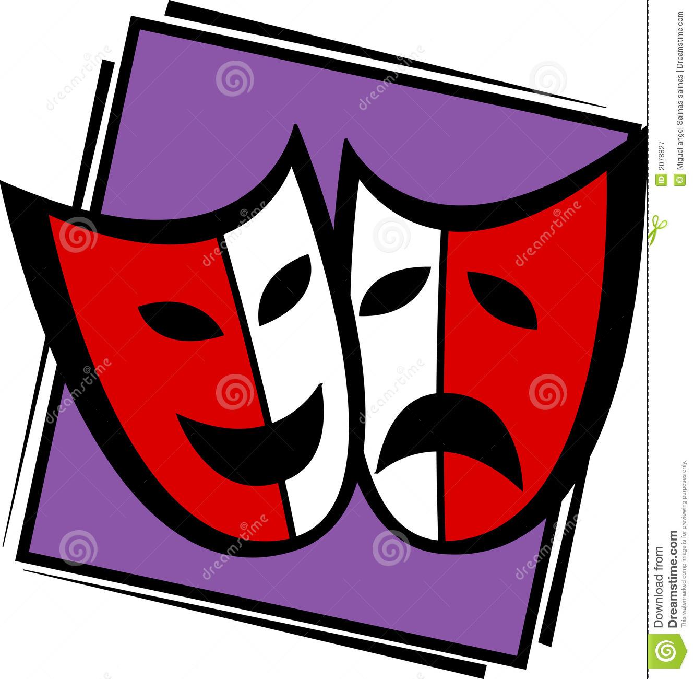 1330x1300 Clip Art Theatre Masks Clip Art
