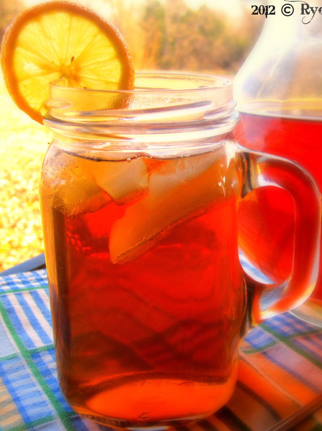 1052x1410 Iced Tea Clipart Mason Jar 2