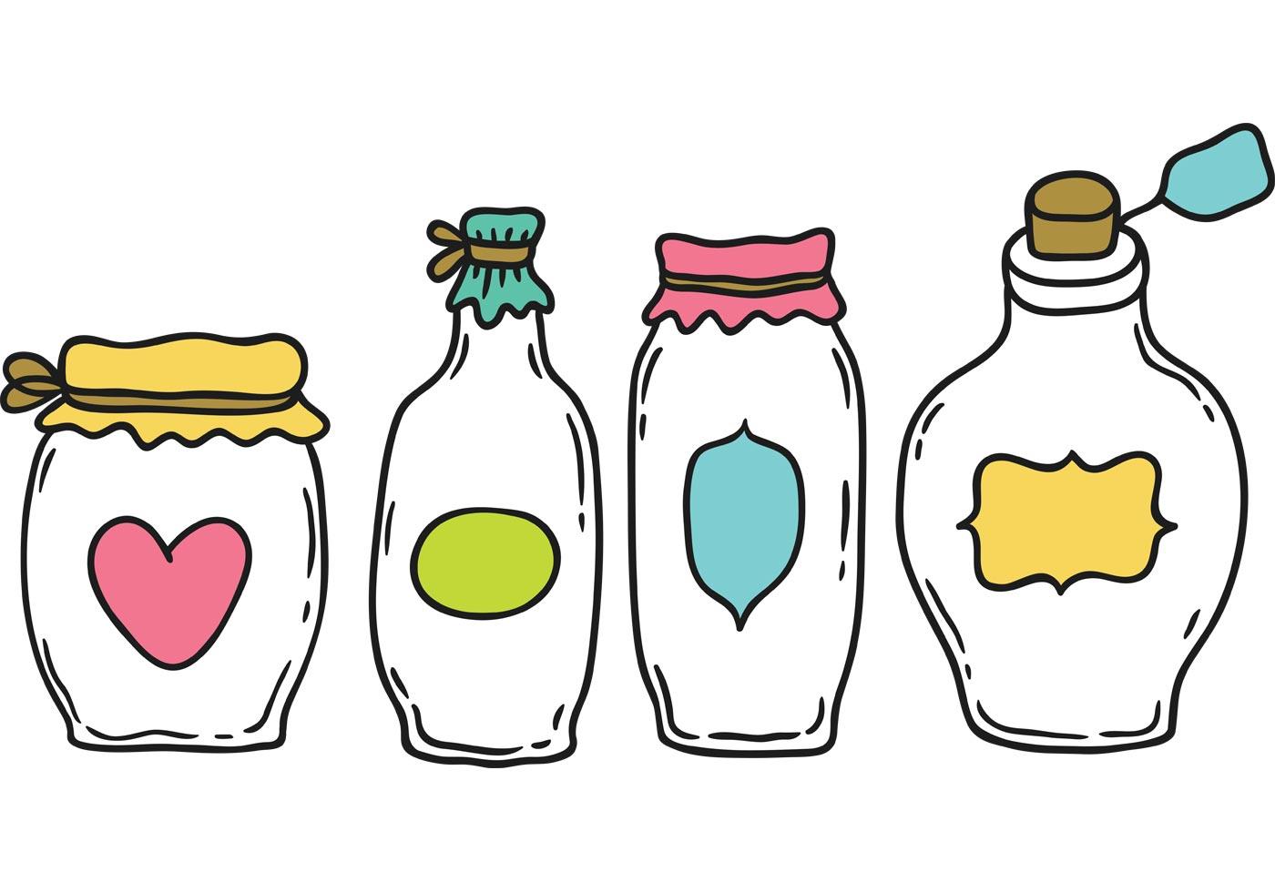 1400x980 Mason Jar Clip Art Cartoon Cliparts