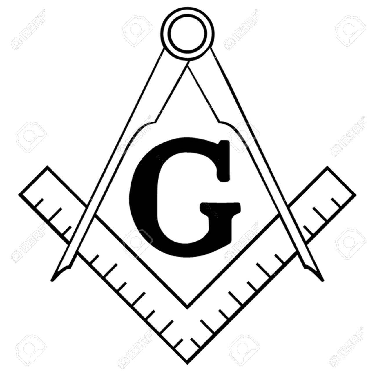 1300x1300 Freemasonry Square And Compasses Royalty Free Cliparts, Vectors