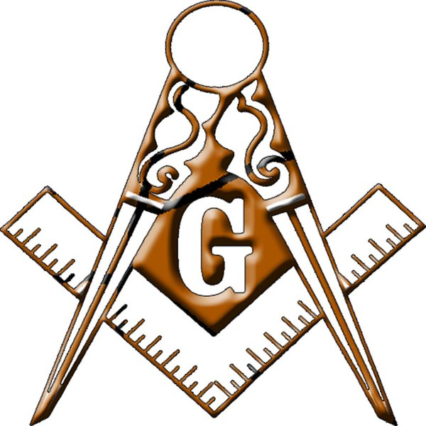 600x600 Graphics For Square Compass 33 Masonic Graphics