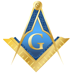 256x256 Masonic Square And Compasses