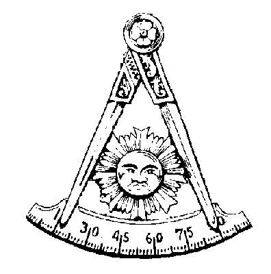 396x400 Past Master Logo Clip Art