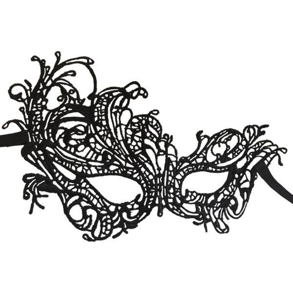 600x600 Lace Eye Masquerade Mask