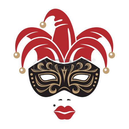 450x450 Masks Clipart Carnival Mask