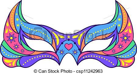 450x243 Awesome Masquerade Mask Clipart