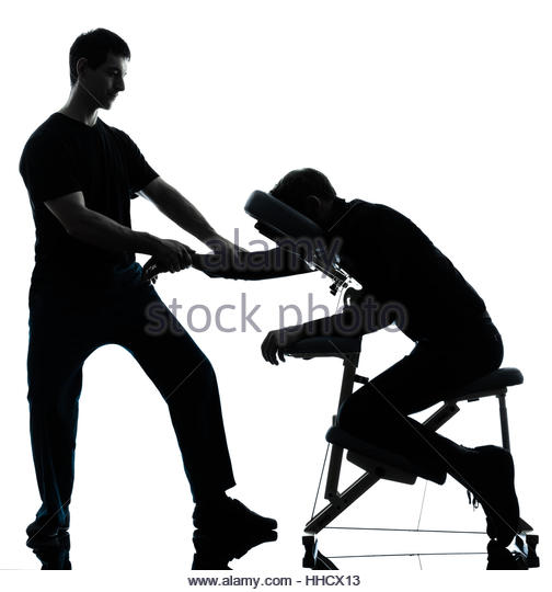504x540 Man In Massage Chair Stock Photos Amp Man In Massage Chair Stock