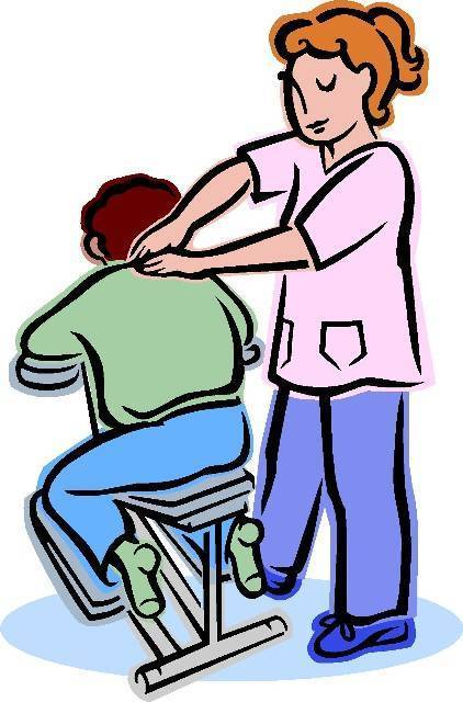 422x640 Massage Therapy Clipart
