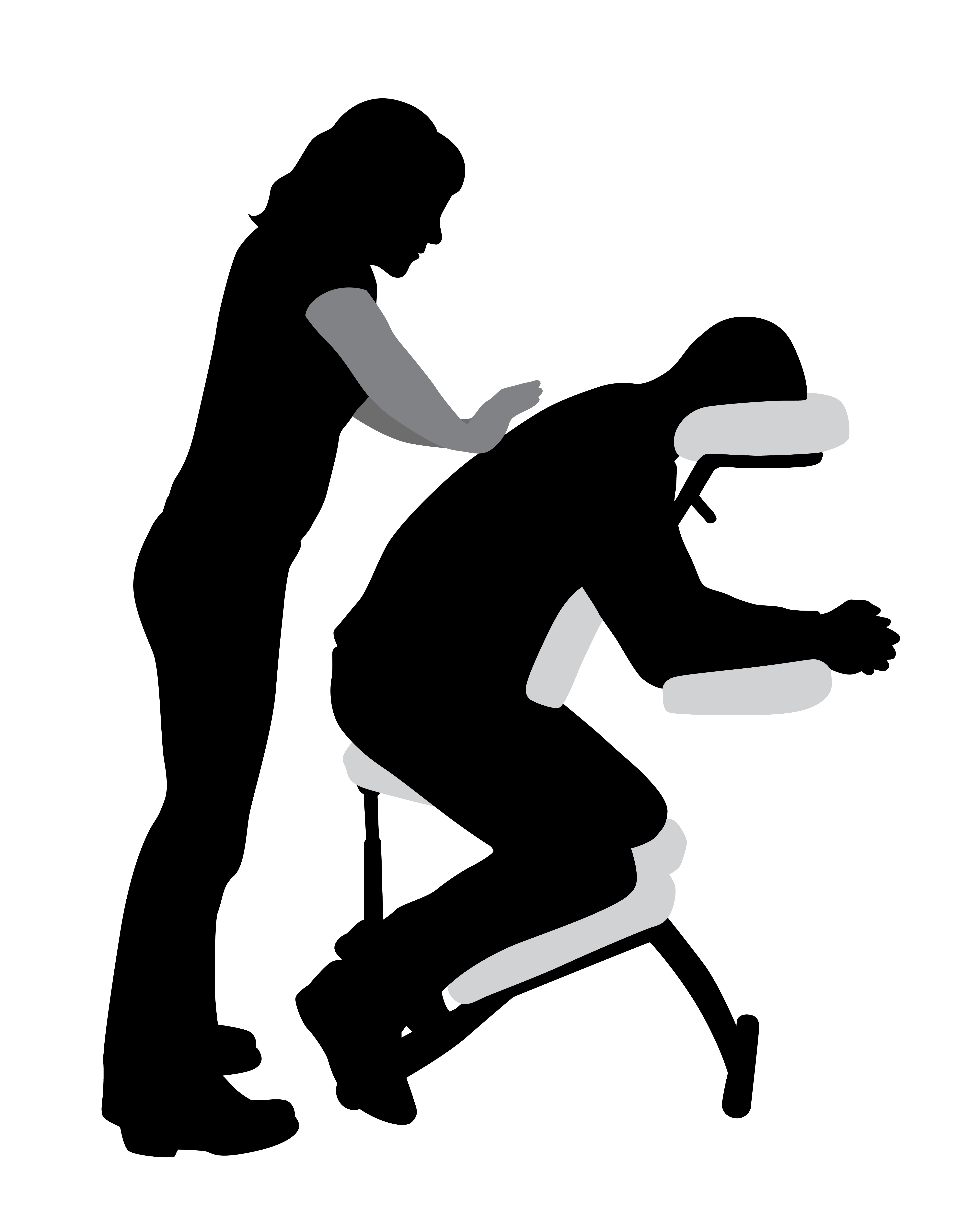 4985x6250 Massage Therapy Cliparts