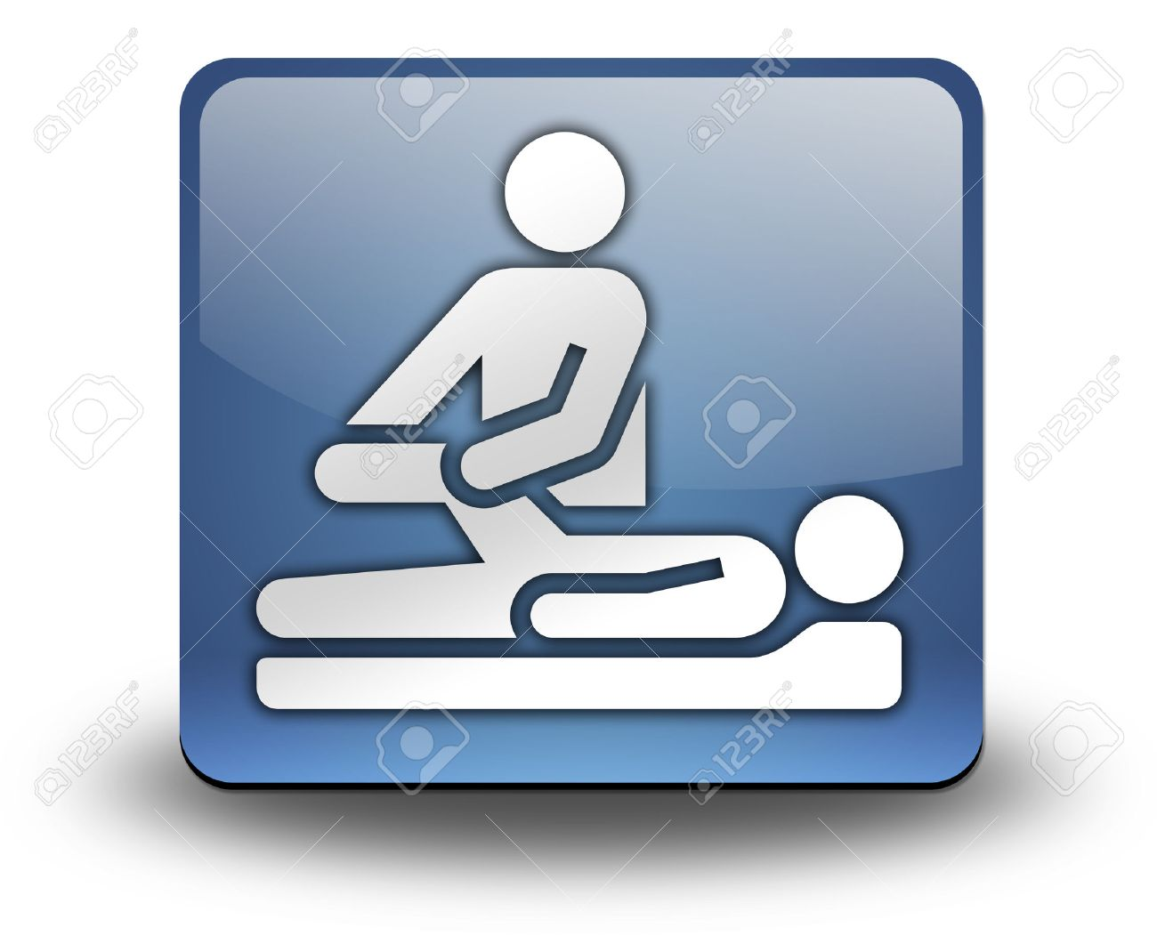 Massage Therapy Clipart