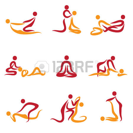 450x450 Massage Therapist Clipart