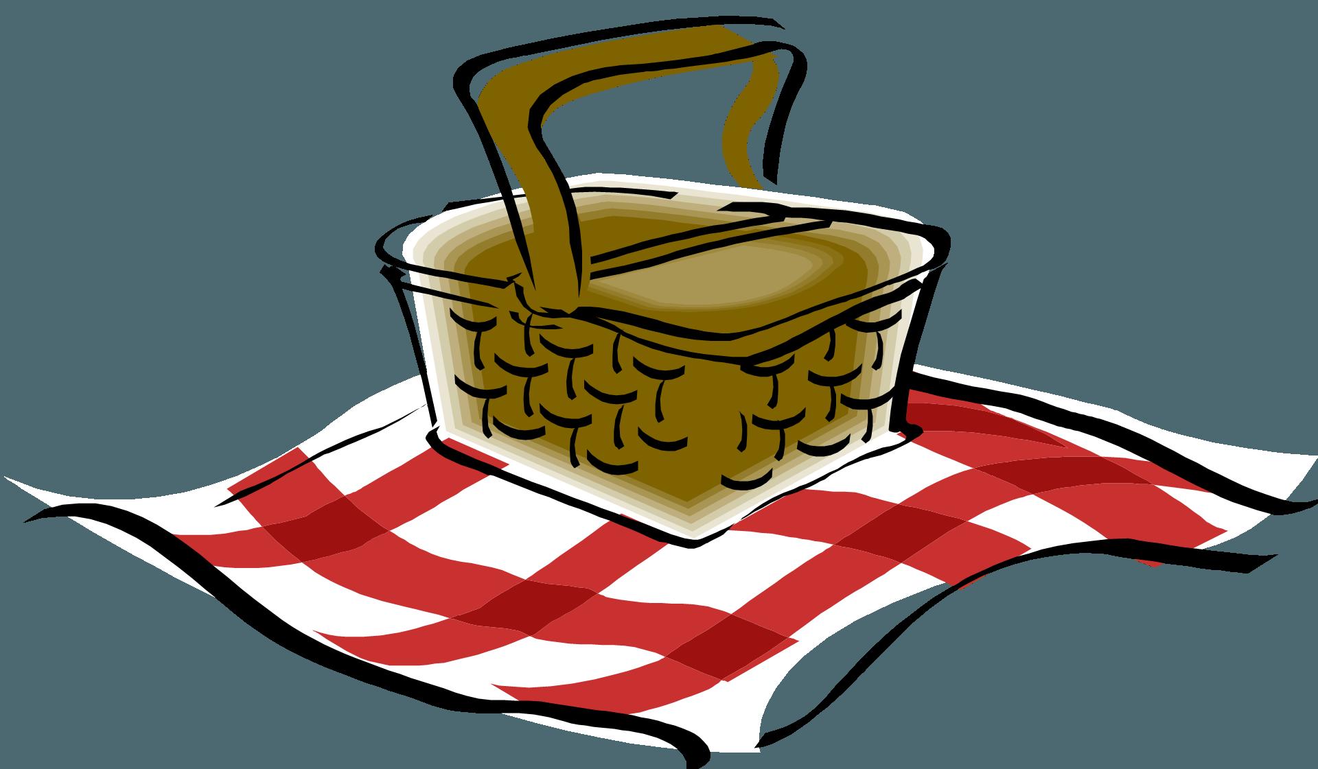 1920x1121 Picnic Basket Clipart Picnic Mat