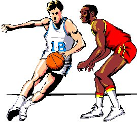 270x240 Matches Clipart Basket Ball