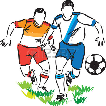 449x450 Matches Clipart Football Match