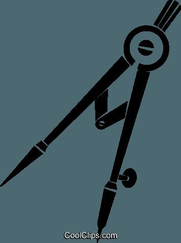 357x480 Compass Clipart Math Compass