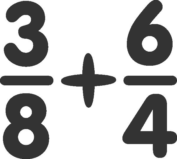 600x542 Math Equations Clip Art Cliparts