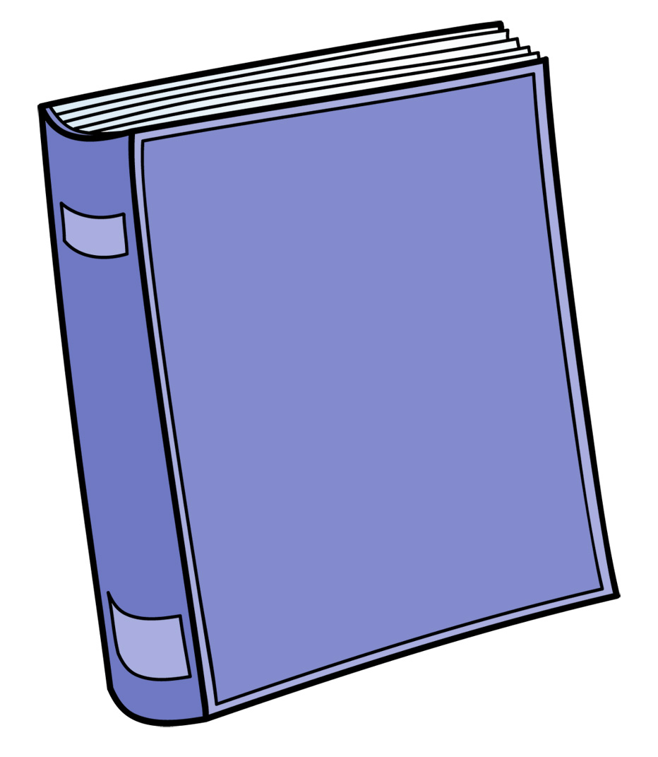 932x1071 Clipart Of A Book