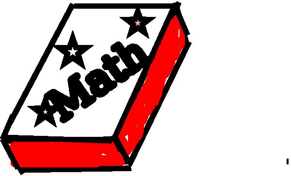 600x364 Math Book Clip Art