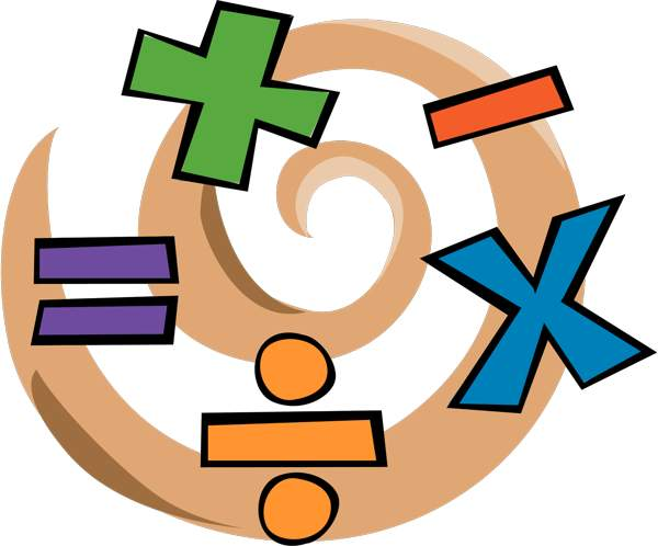 600x498 Math clip art borders free clipart images