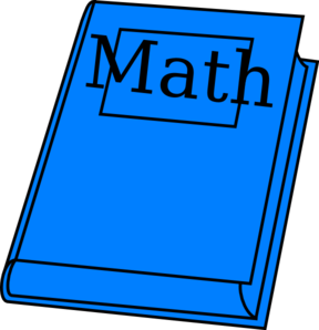 288x298 Mathematics Clipart Math Book