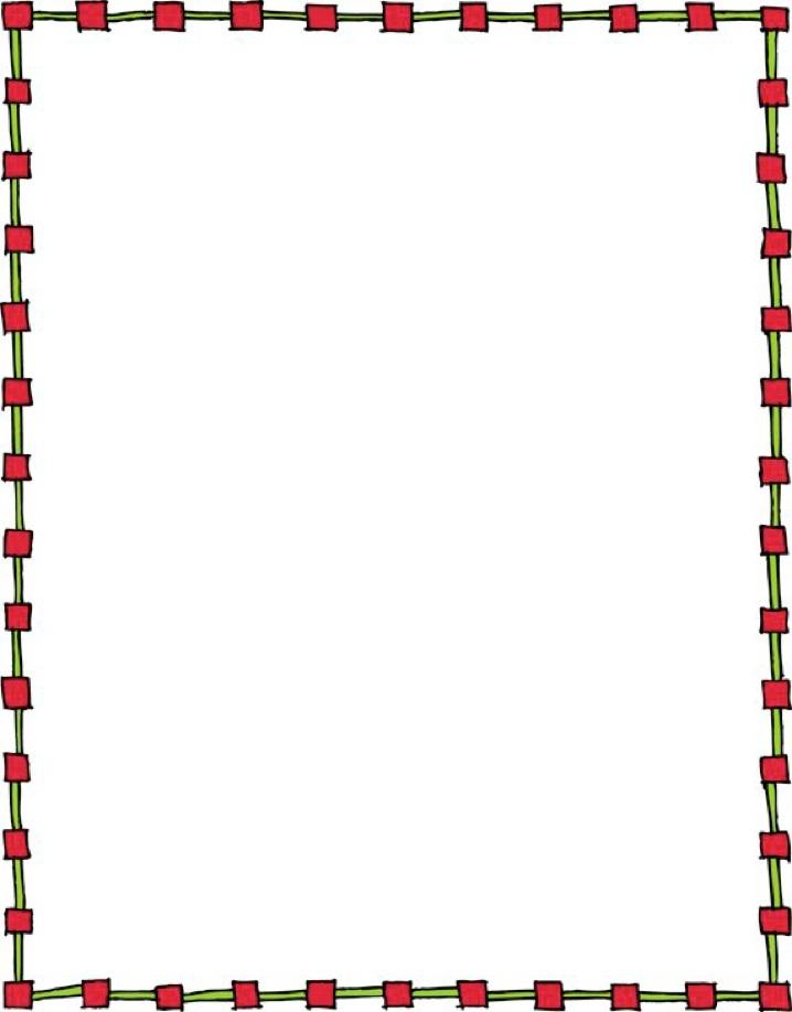 718x918 For Math Border Clip Art Bordes Clip Art