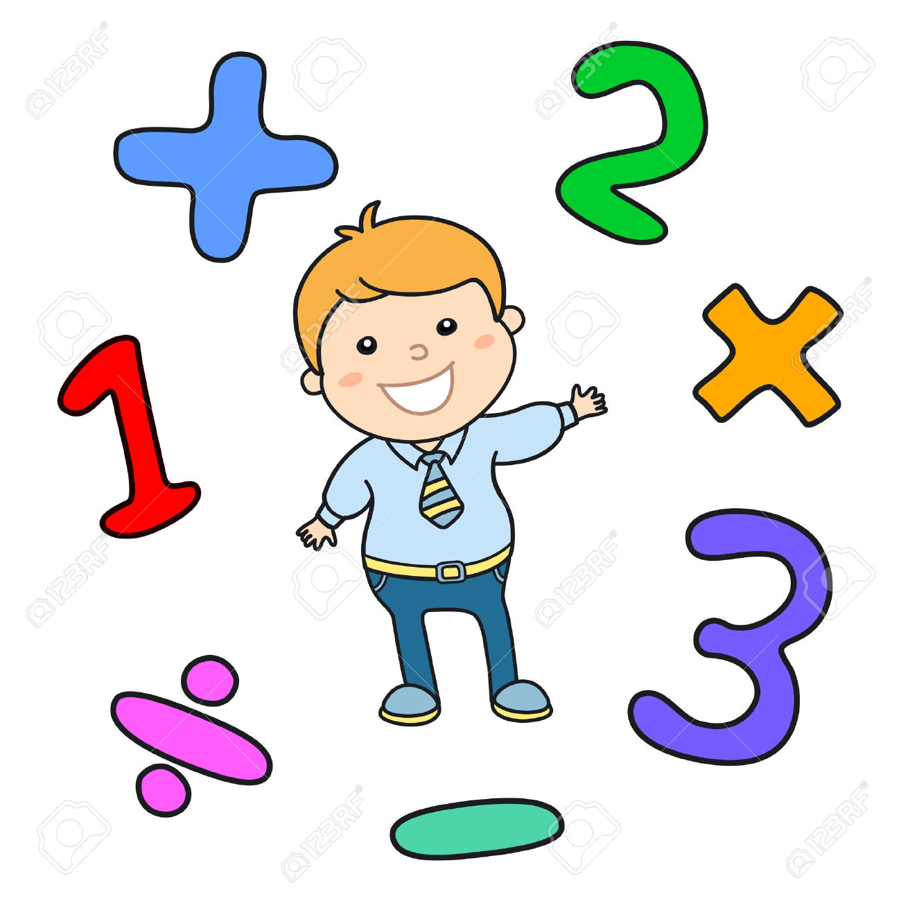 1300x1300 student studying math clipart