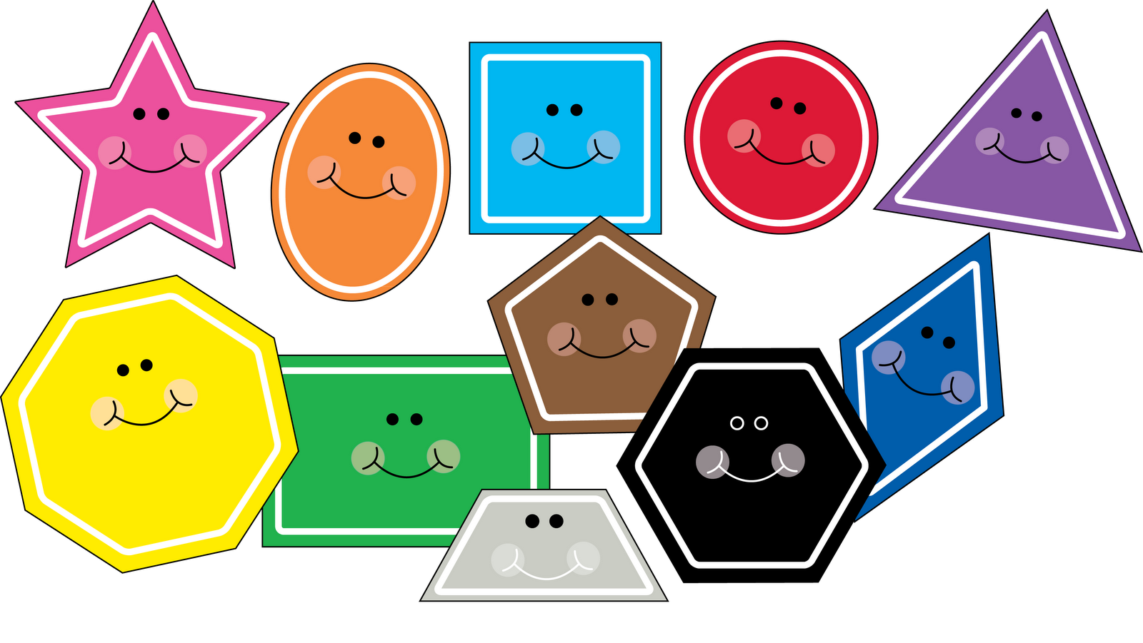 1600x901 Top 84 Shapes For Clip Art