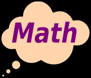 300x255 Math Clip Art