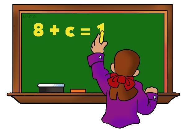 596x424 Math Teacher Clipart