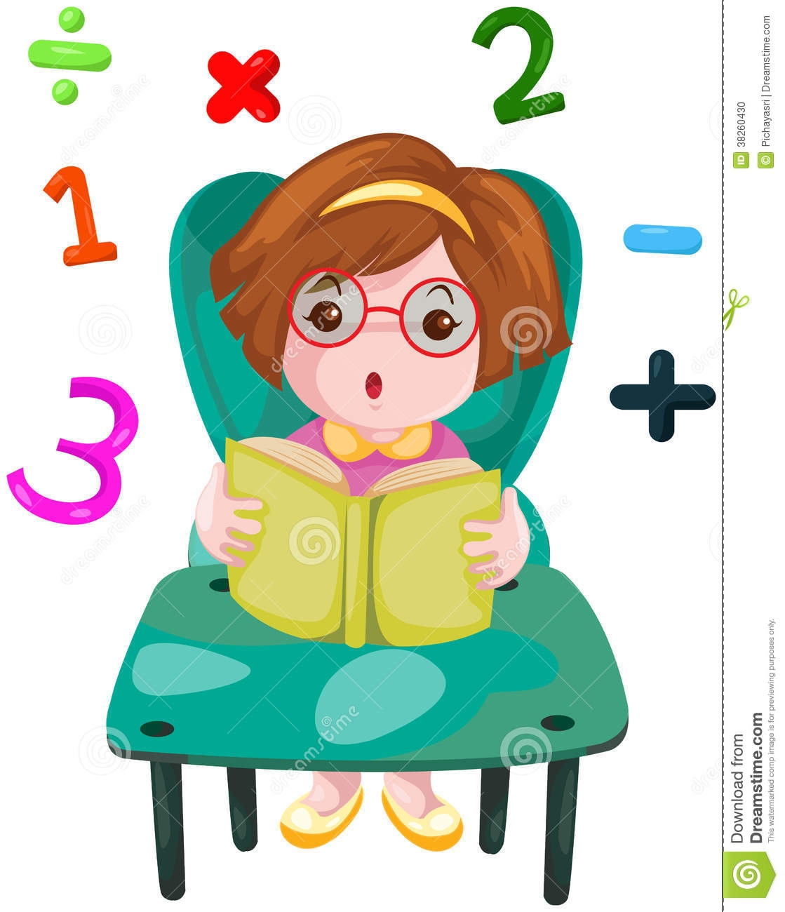 1119x1300 Student Studying Math Clipart