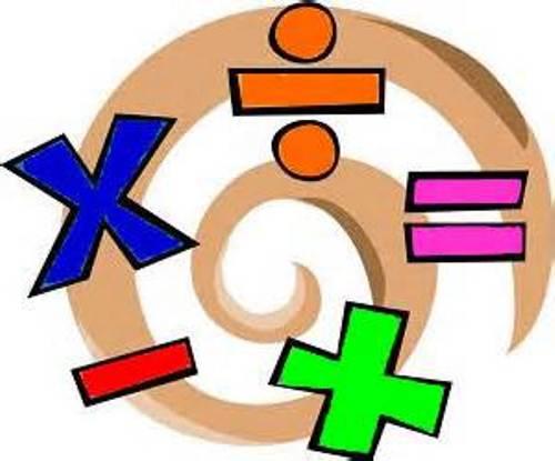 500x415 Top 80 Math Clip Art