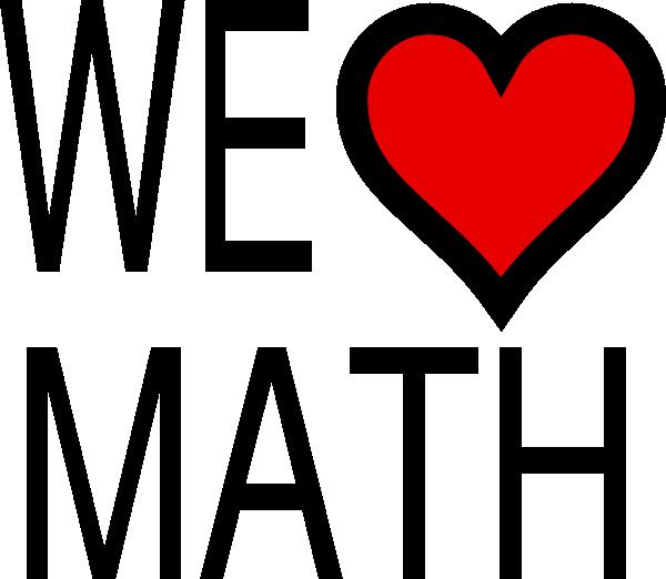 600x522 We Heart Math Clip Art