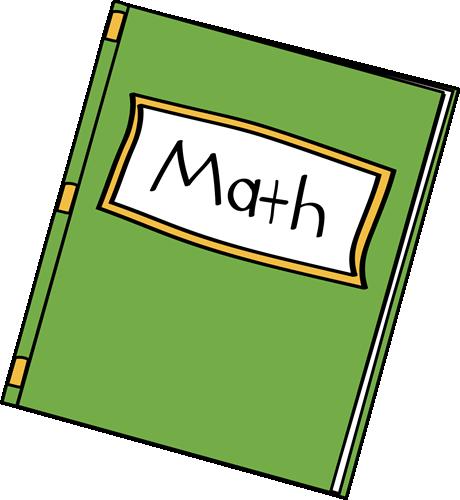 460x500 school book clipart math