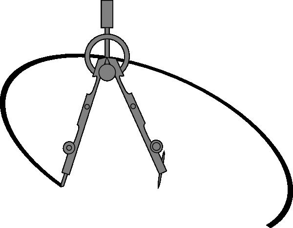 600x467 Compass Clip Art