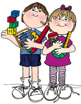 272x350 Mathematics Clipart Kid Math