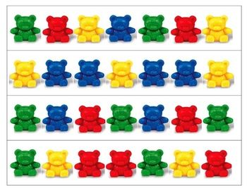 Math Manipulatives Cliparts