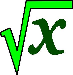 294x299 Math Symbols Clipart