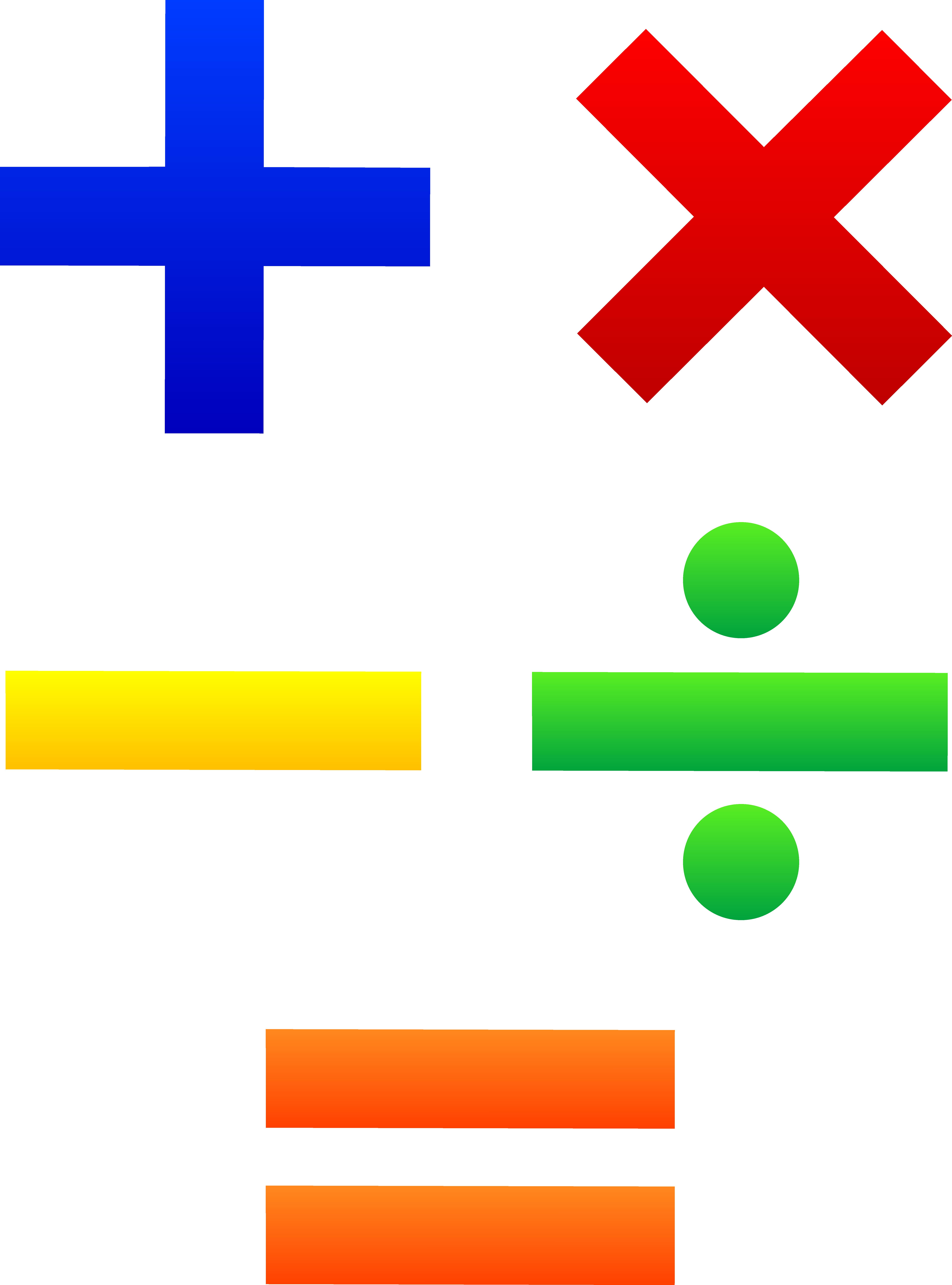 6435x8688 Math Symbols Images Clipart Panda