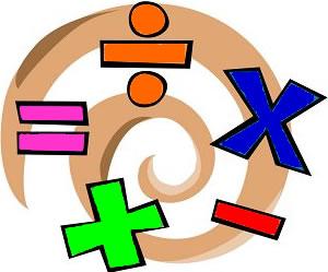300x249 Mathematics Clipart Kid Math