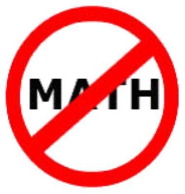 380x399 Hate Math Clipart