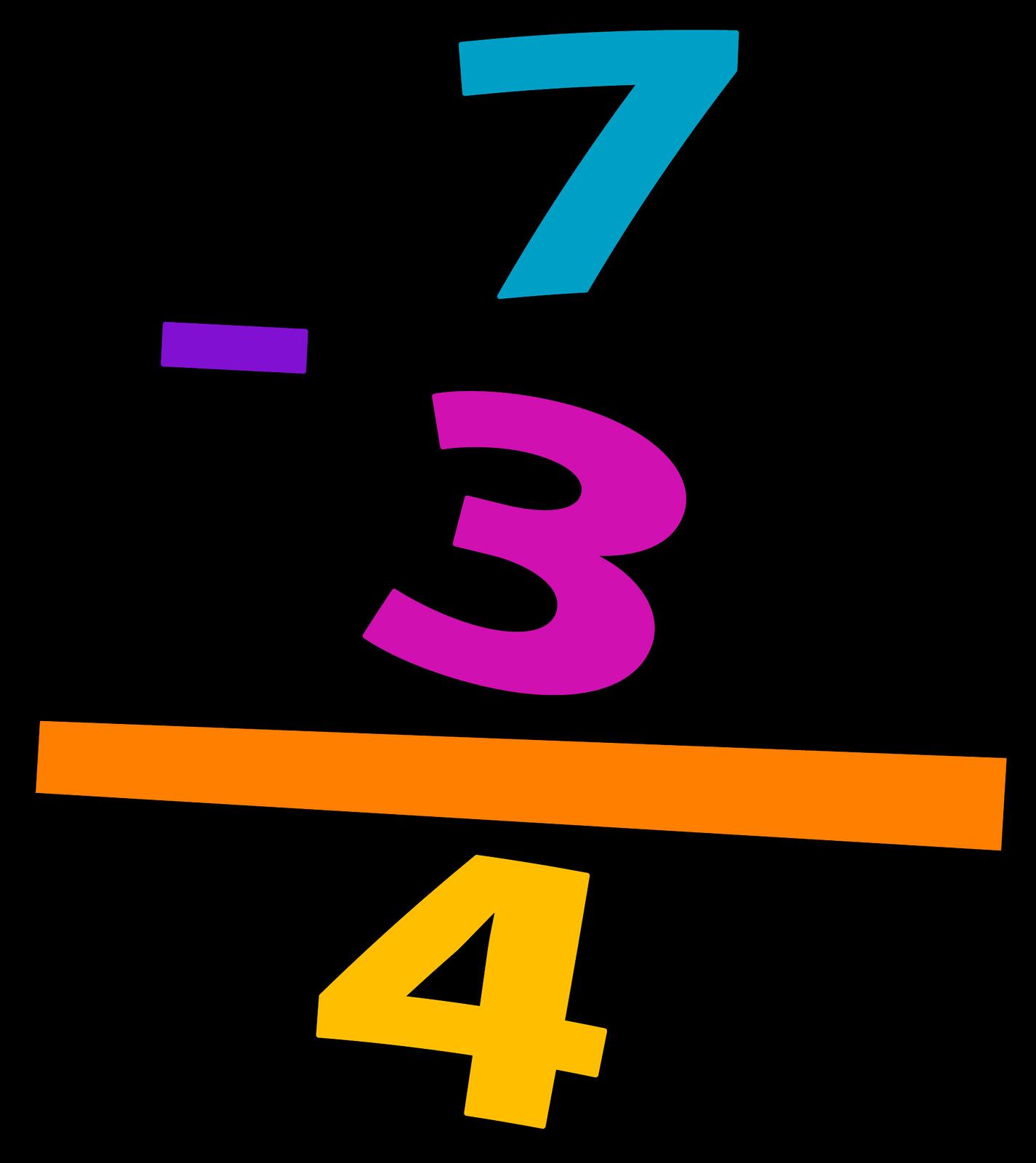 Mathematics Clipart - student_solving_mathematics_problem ...  |Art Math Problems
