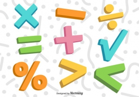 285x200 Math Symbol Clip Art Free Vector Graphic Art Free Download (Found