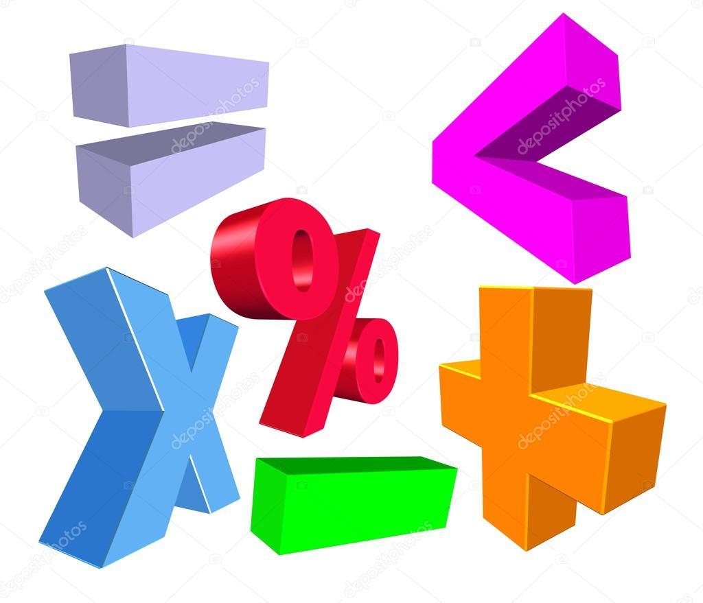 Math Symbols Images
