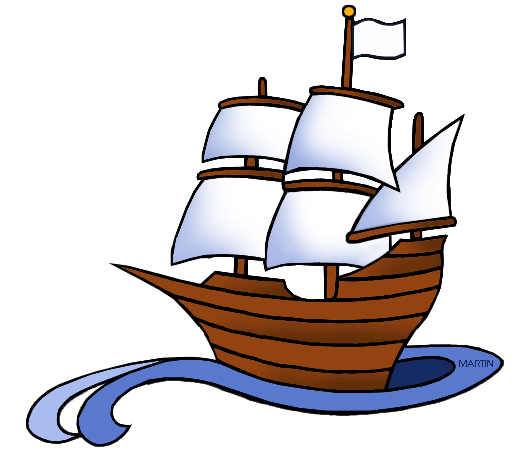518x467 Sailing Ship Clipart Colonial Trade