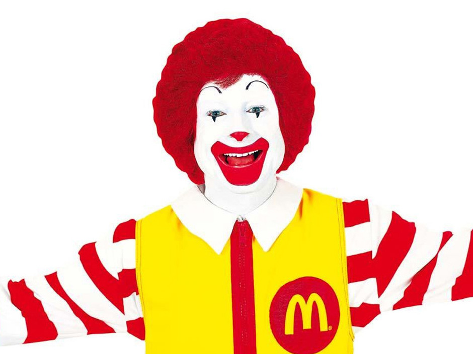 940x705 In Wake Of Recent Surge In Clown Sightings, Mcdonald's To Cut Back