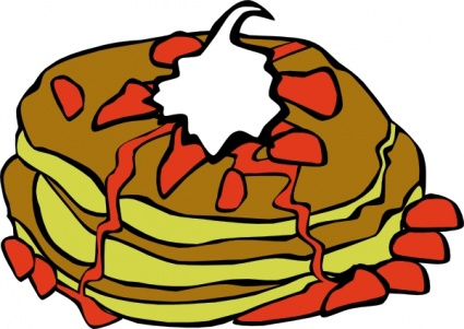 425x301 Food Clip Art Clipart Of Food Meals Dinner Etc Clipartix
