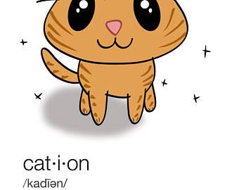340x270 Cat Definition Etsy